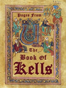 PAGES FROM THE BOOK OF KELLS